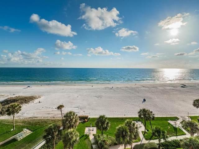 17900 Gulf Boulevard 7D, Redington Shores, FL 33708 (MLS #U8091850) :: GO Realty