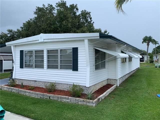 1100 Belcher Road S #494, Largo, FL 33771 (MLS #U8091916) :: Griffin Group