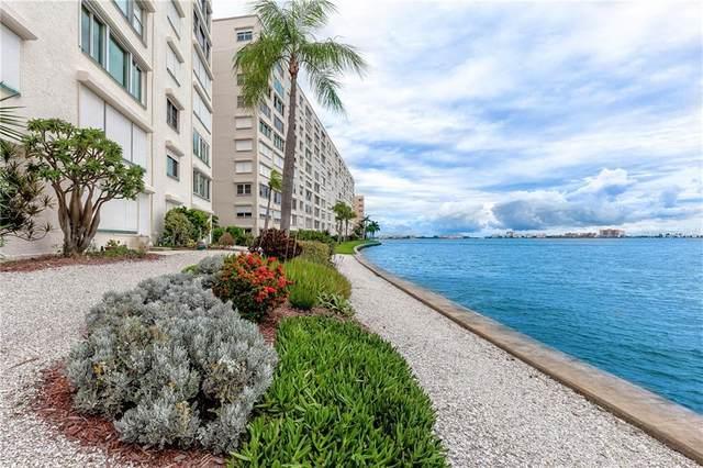 5980 Shore Boulevard S #312, Gulfport, FL 33707 (MLS #U8091958) :: Homepride Realty Services
