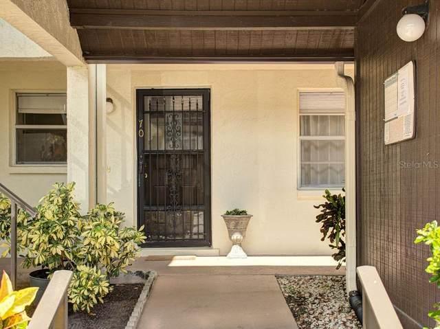 1100 E Bay Drive #70, Largo, FL 33770 (MLS #U8091968) :: Medway Realty