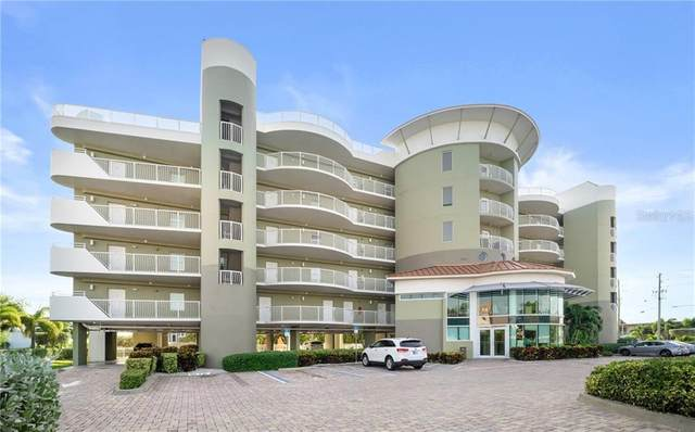11605 Gulf Boulevard #208, Treasure Island, FL 33706 (MLS #U8091992) :: Baird Realty Group