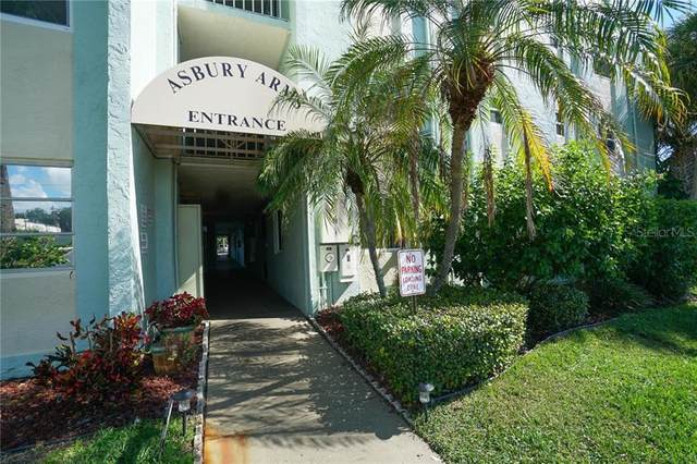 801 83RD Avenue N #411, St Petersburg, FL 33702 (MLS #U8091999) :: Cartwright Realty