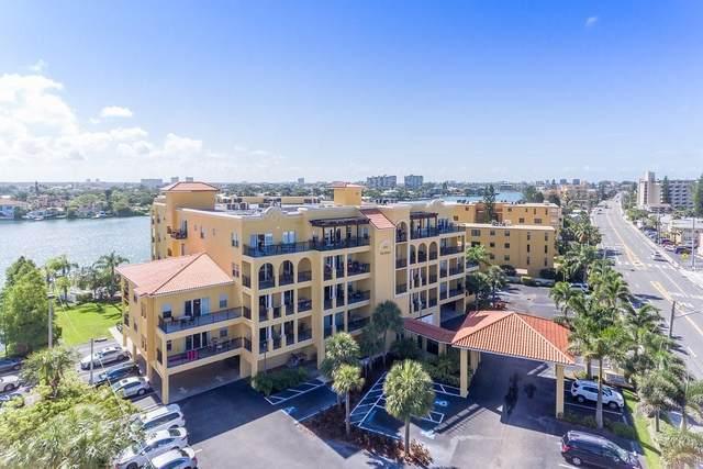 10315 Gulf Boulevard #304, Treasure Island, FL 33706 (MLS #U8092022) :: Baird Realty Group