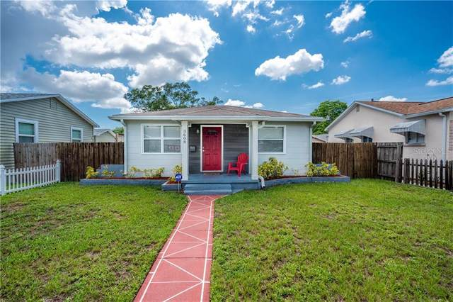 3608 14TH Street N, St Petersburg, FL 33704 (MLS #U8092044) :: Team Bohannon Keller Williams, Tampa Properties