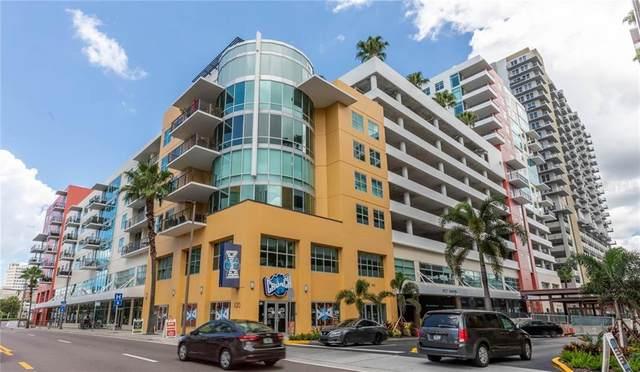 1120 E Kennedy Boulevard #1419, Tampa, FL 33602 (MLS #U8092062) :: The Duncan Duo Team