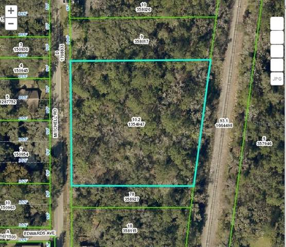 0 Mitchell Road, Brooksville, FL 34601 (MLS #U8092179) :: Pristine Properties