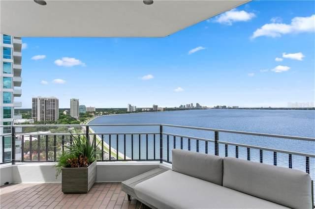 3435 Bayshore Boulevard 1400N, Tampa, FL 33629 (MLS #U8092327) :: Premium Properties Real Estate Services