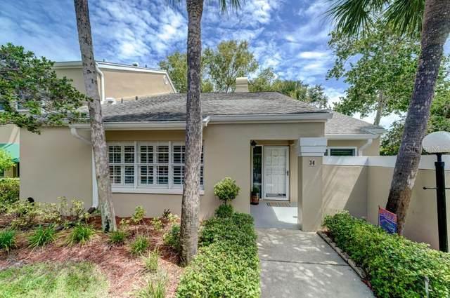 10823 Indian Hills Court #34, Largo, FL 33777 (MLS #U8092353) :: Griffin Group