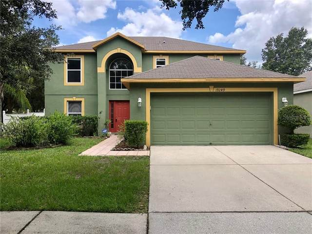 19249 Wood Sage Drive, Tampa, FL 33647 (MLS #U8092392) :: GO Realty