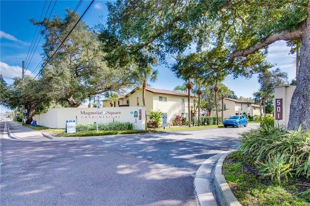 501 E Bay Drive #3003, Largo, FL 33770 (MLS #U8092415) :: Medway Realty
