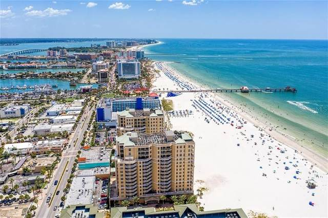 11 San Marco Street #803, Clearwater Beach, FL 33767 (MLS #U8092424) :: The Figueroa Team
