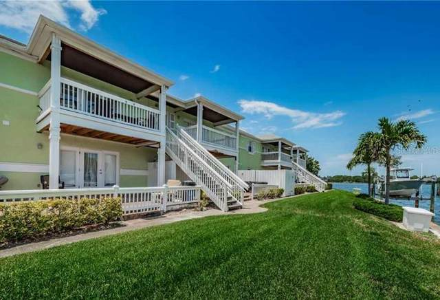 5245 Coquina Key Drive SE A, St Petersburg, FL 33705 (MLS #U8092440) :: Griffin Group