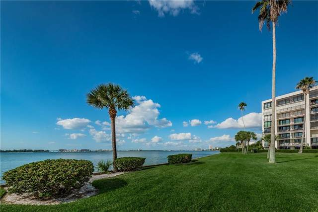 100 Oakmont Lane #105, Belleair, FL 33756 (MLS #U8092625) :: Cartwright Realty