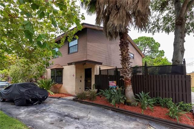 421 Palm Avenue N #421, St Petersburg, FL 33703 (MLS #U8092659) :: Keller Williams on the Water/Sarasota