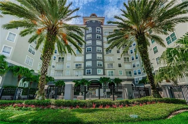 700 S Harbour Island Boulevard #439, Tampa, FL 33602 (MLS #U8092703) :: Ramos Professionals Group