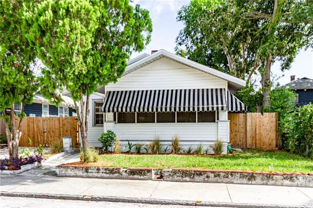 1038 9TH Avenue S, St Petersburg, FL 33705 (MLS #U8092747) :: Team Bohannon Keller Williams, Tampa Properties