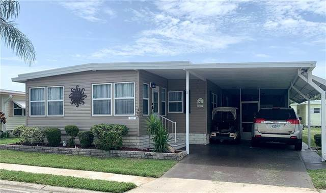 1100 Belcher Road S #487, Largo, FL 33771 (MLS #U8092782) :: Griffin Group
