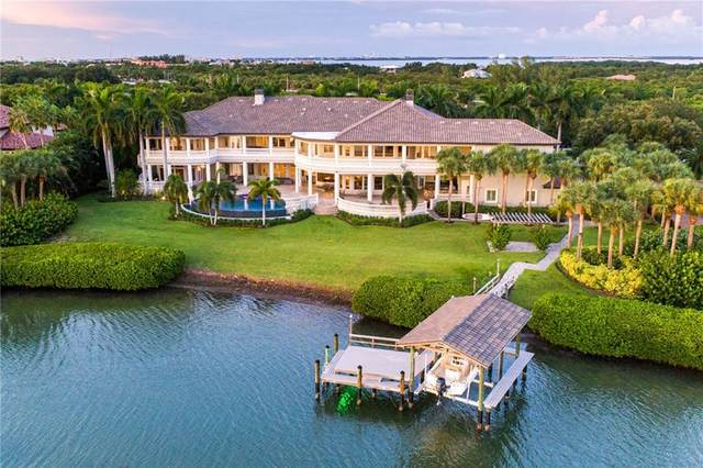 2131 Oceanview Drive, Tierra Verde, FL 33715 (MLS #U8093018) :: Zarghami Group