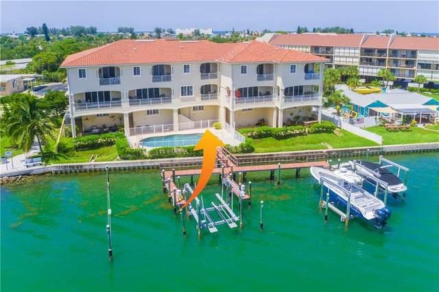 8705 Boca Ciega Drive, St Pete Beach, FL 33706 (MLS #U8093027) :: Medway Realty