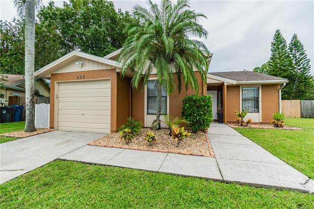 205 Cedar Key Court, Oldsmar, FL 34677 (MLS #U8093028) :: Team Borham at Keller Williams Realty