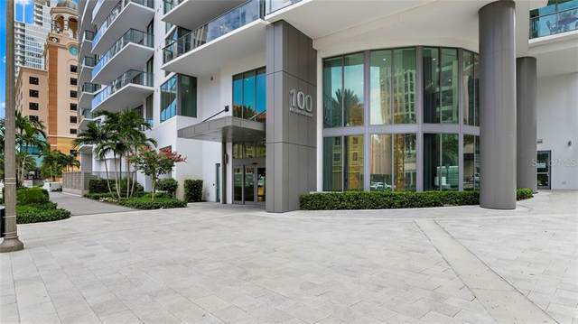 100 1ST Avenue N #1101, St Petersburg, FL 33701 (MLS #U8093055) :: Baird Realty Group