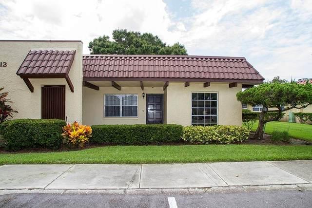 1701 Pinehurst Road 12F, Dunedin, FL 34698 (MLS #U8093105) :: Dalton Wade Real Estate Group
