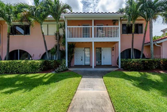 357 8TH Avenue N #5, Tierra Verde, FL 33715 (MLS #U8093112) :: The Duncan Duo Team