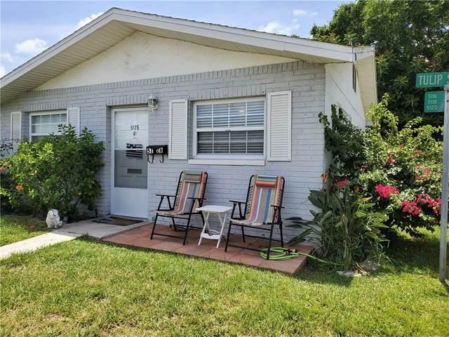 5126 Tulip Street N #83, Pinellas Park, FL 33782 (MLS #U8093135) :: Team Buky