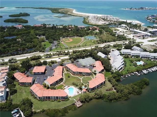 1515 Pinellas Bayway S #44, Tierra Verde, FL 33715 (MLS #U8093148) :: Baird Realty Group