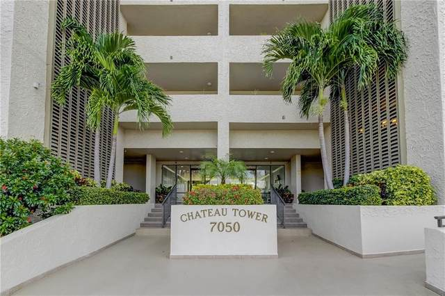 7050 Sunset Drive S #1607, South Pasadena, FL 33707 (MLS #U8093165) :: Keller Williams on the Water/Sarasota