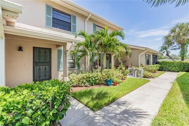 2131 Ridge Road S #129, Largo, FL 33778 (MLS #U8093190) :: Dalton Wade Real Estate Group