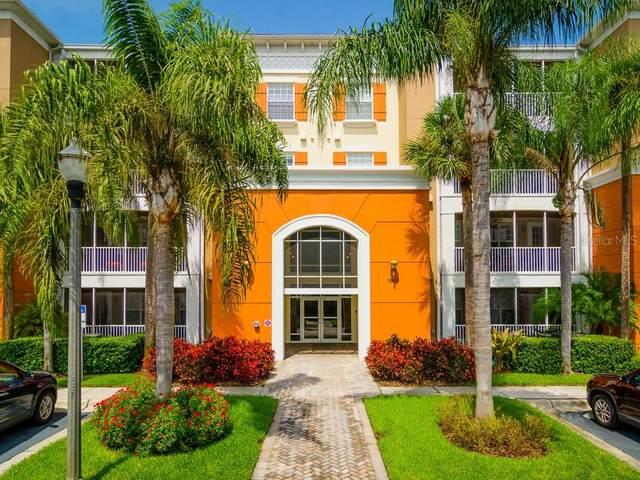 7901 Seminole Boulevard #1404, Seminole, FL 33772 (MLS #U8093196) :: Team Buky