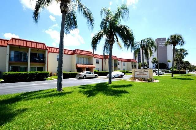 10379 Paradise Boulevard #40, Treasure Island, FL 33706 (MLS #U8093243) :: Baird Realty Group