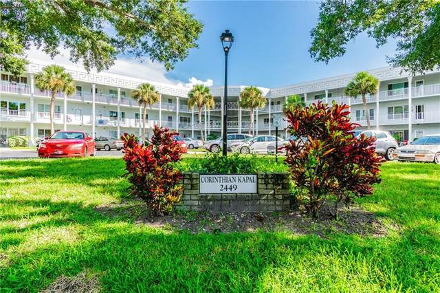 2449 Columbia Drive #27, Clearwater, FL 33763 (MLS #U8093253) :: Griffin Group