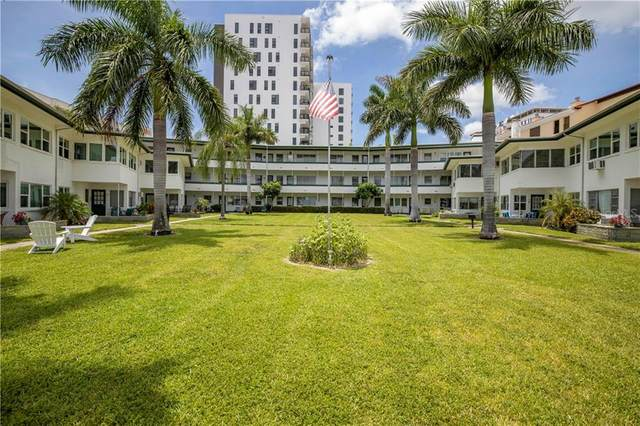 491 1ST Street S #209, St Petersburg, FL 33701 (MLS #U8093254) :: Baird Realty Group