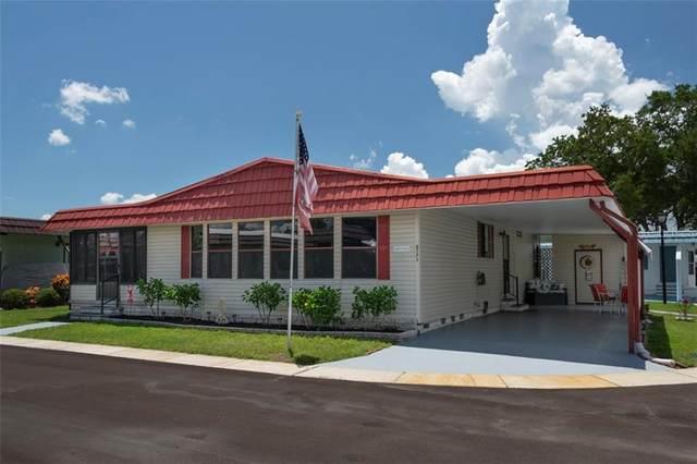 7100 Ulmerton Road #2171, Largo, FL 33771 (MLS #U8093285) :: Zarghami Group