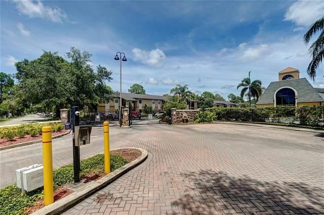 10196 Sailwinds Boulevard S #203, Largo, FL 33773 (MLS #U8093316) :: Griffin Group