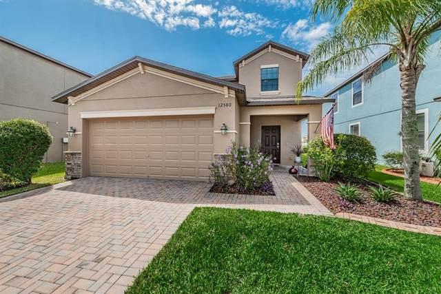 12580 Longstone Court, Trinity, FL 34655 (MLS #U8093324) :: Cartwright Realty