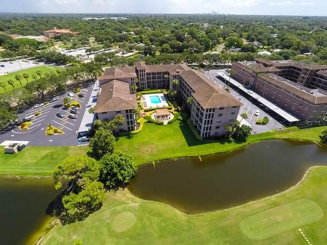 6150 Gulfport Boulevard S #105, Gulfport, FL 33707 (MLS #U8093326) :: Baird Realty Group