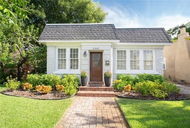 2907 W Aquilla Street, Tampa, FL 33629 (MLS #U8093333) :: Griffin Group