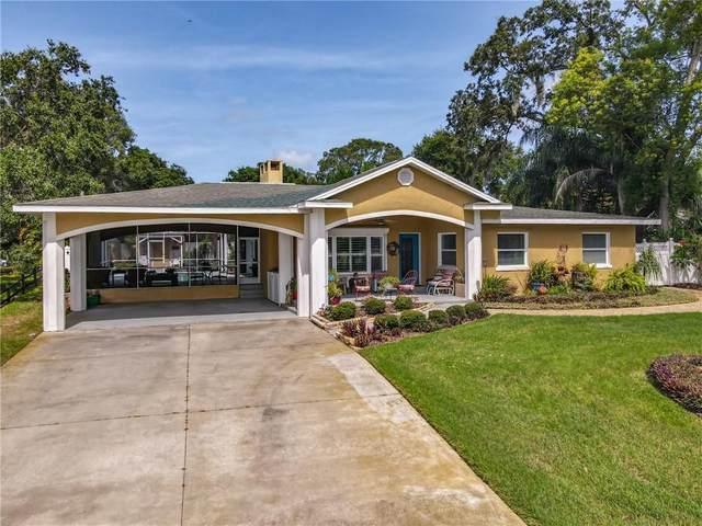 302 Whitcomb Boulevard, Tarpon Springs, FL 34689 (MLS #U8093348) :: Delta Realty Int
