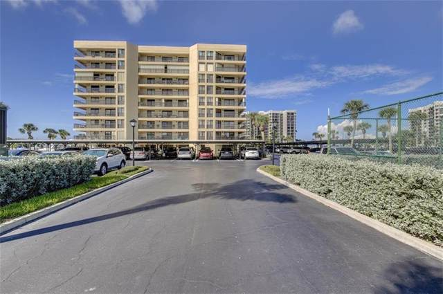 1651 Sand Key Estates Court #58, Clearwater, FL 33767 (MLS #U8093411) :: Griffin Group