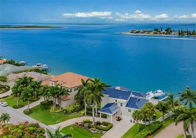 632 Columbus Drive, Tierra Verde, FL 33715 (MLS #U8093511) :: Pepine Realty