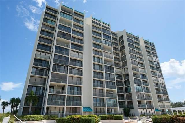1390 Gulf Boulevard #504, Clearwater, FL 33767 (MLS #U8093527) :: Griffin Group