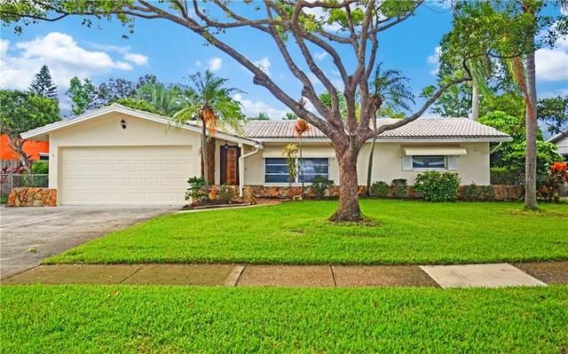 921 Deville Drive E, Largo, FL 33771 (MLS #U8093534) :: Dalton Wade Real Estate Group