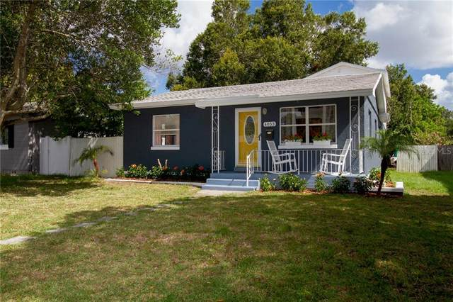 4053 11TH Avenue N, St Petersburg, FL 33713 (MLS #U8093538) :: Dalton Wade Real Estate Group
