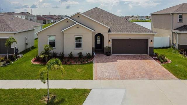 11208 Brighton Knoll Loop, Riverview, FL 33579 (MLS #U8093541) :: Team Bohannon Keller Williams, Tampa Properties