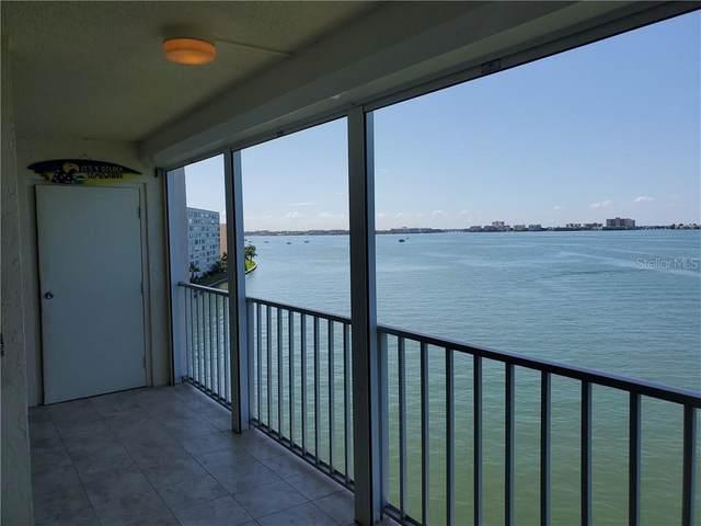 6060 Shore Boulevard S #601, Gulfport, FL 33707 (MLS #U8093557) :: Baird Realty Group