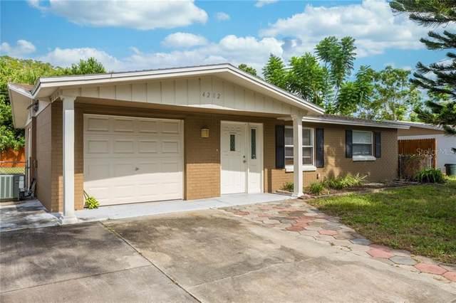 4202 Comet Drive, New Port Richey, FL 34652 (MLS #U8093572) :: Florida Real Estate Sellers at Keller Williams Realty