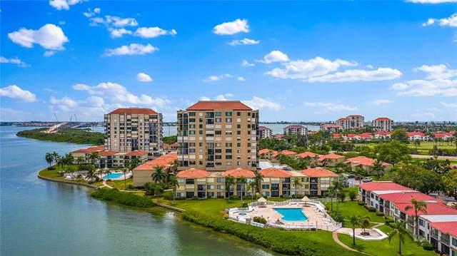 6322 Palma Del Mar Boulevard S #507, St Petersburg, FL 33715 (MLS #U8093625) :: Baird Realty Group
